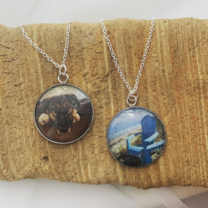 Customizable Picture Necklace