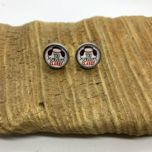 Christmas Vacation Stud Earrings