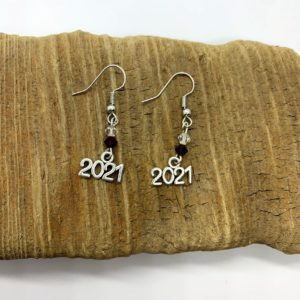 2021 Graduating Class Earrings