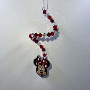 Minnie Mouse Window Ornament